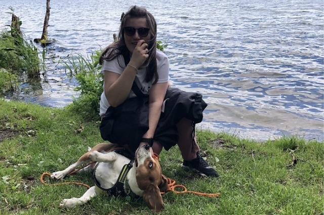 Wielkopolska z psem